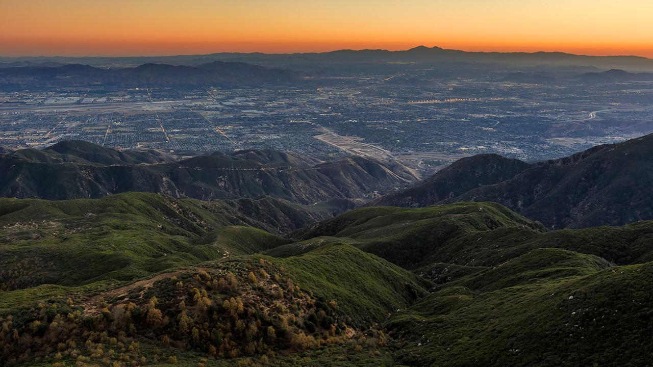 San Bernardino, California.