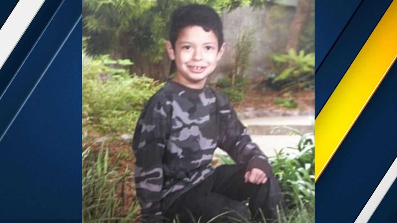 Esteban Chavez, 12, is shown in an undated photo.
