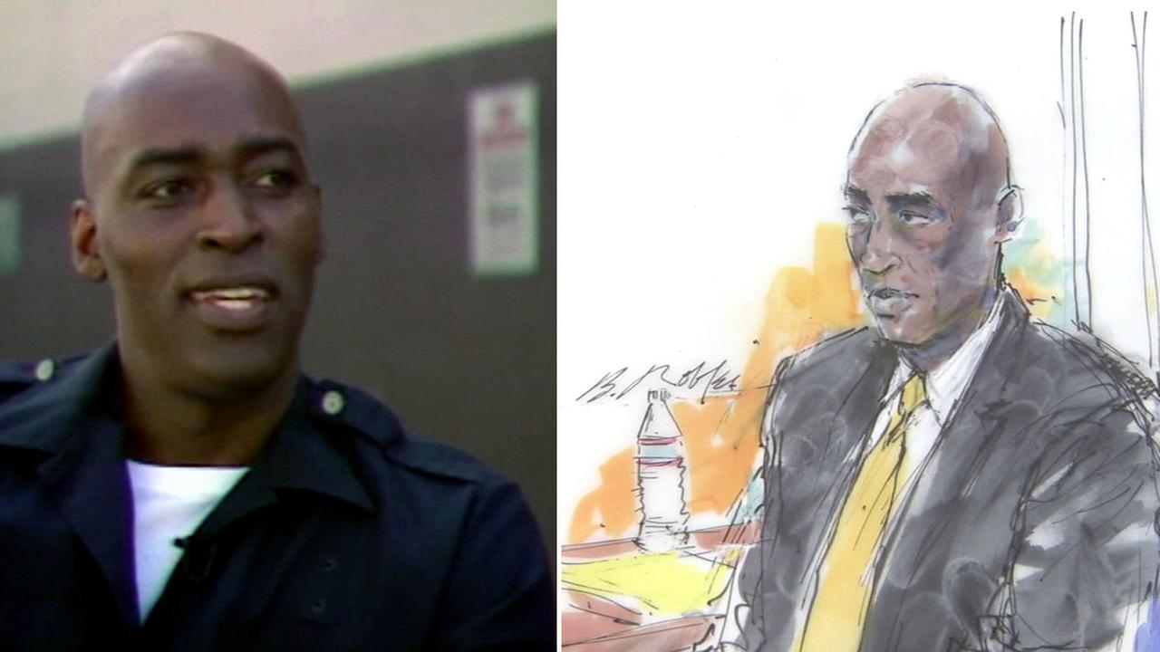 Opening statements were made in the murder trial of actor Michael Jace in downtown Los Angeles on Tuesday, May 24, 2016.