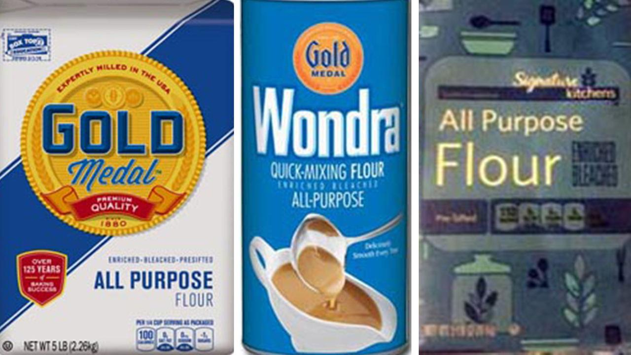 General Mills is recalling 10 million pounds of Gold Medal, Wondra and Signature Kitchens flour.