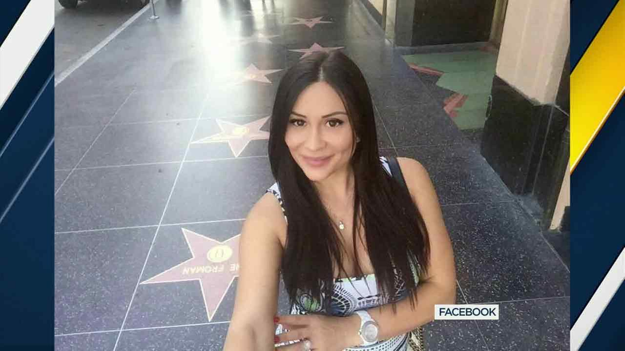 Iana Kasian, 30, is seen in an undated photo obtained from Facebook.