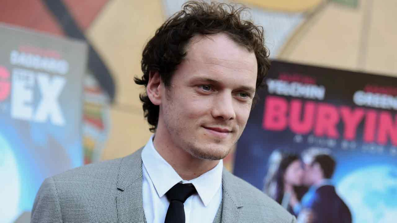 In this June 11, 2015, file photo, Anton Yelchin arrives at a special screening of Burying the Ex held at Graumans Egyptian Theatre in Los Angeles.