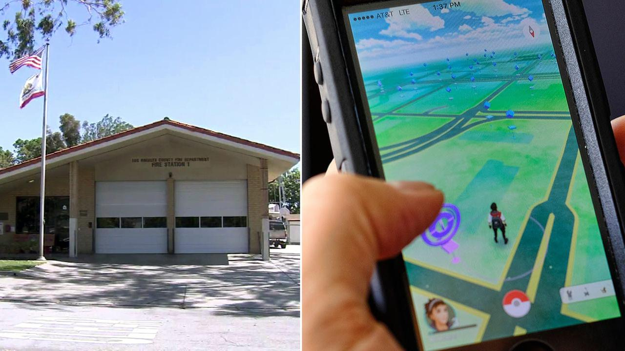 The Los Angeles County Fire Department has requested players of Pokemon Go to stop calling 911 regarding the game.