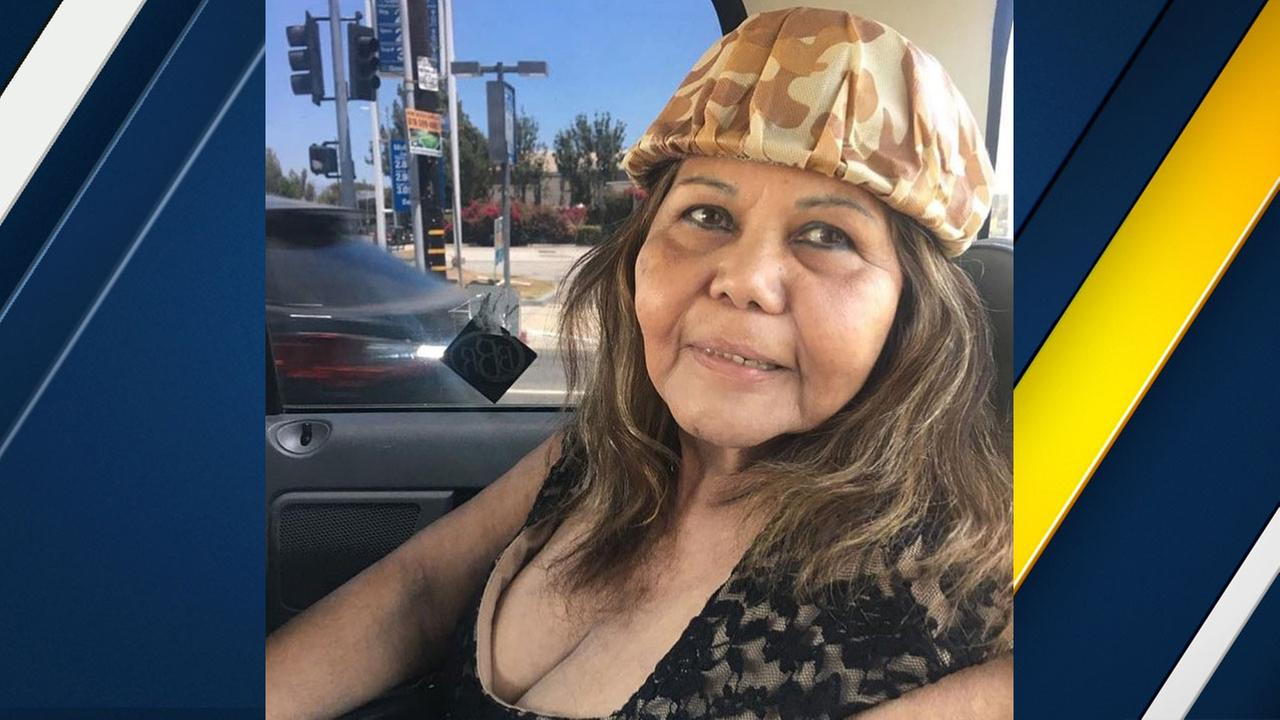 Morena Pineda, 70, is shown in an undated photo.