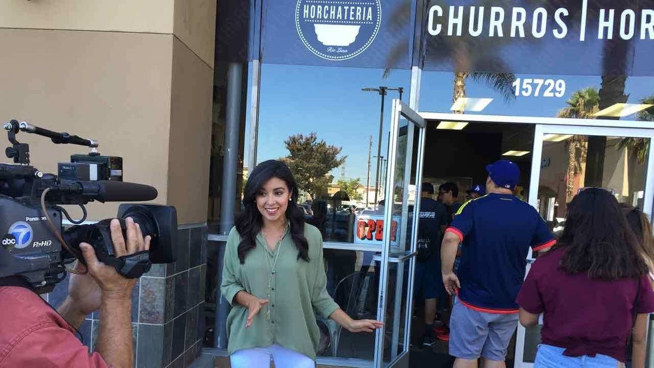Anabel Munoz goes across Los Angeles to visit restaurants on top of their game with their Latin-inspired foods.