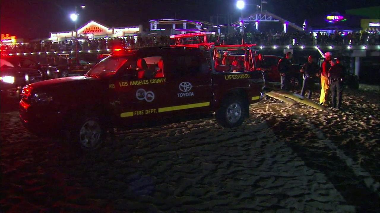 Man Who Reportedly Jumped From Santa Monica Pier Found Safely