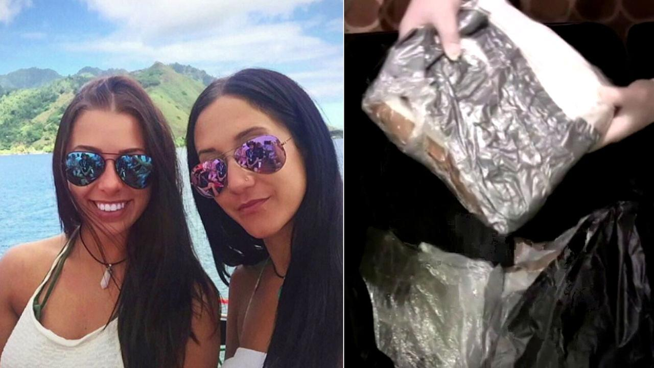 Two Canadian women and another man were arrested after Australian authorities say they found $23 million in cocaine in their cruise-ship cabins.