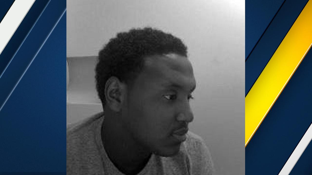 Dahir Adan, 22, is seen in a Facebook photo. He is accused of stabbing nine people at a mall in Minnesota.