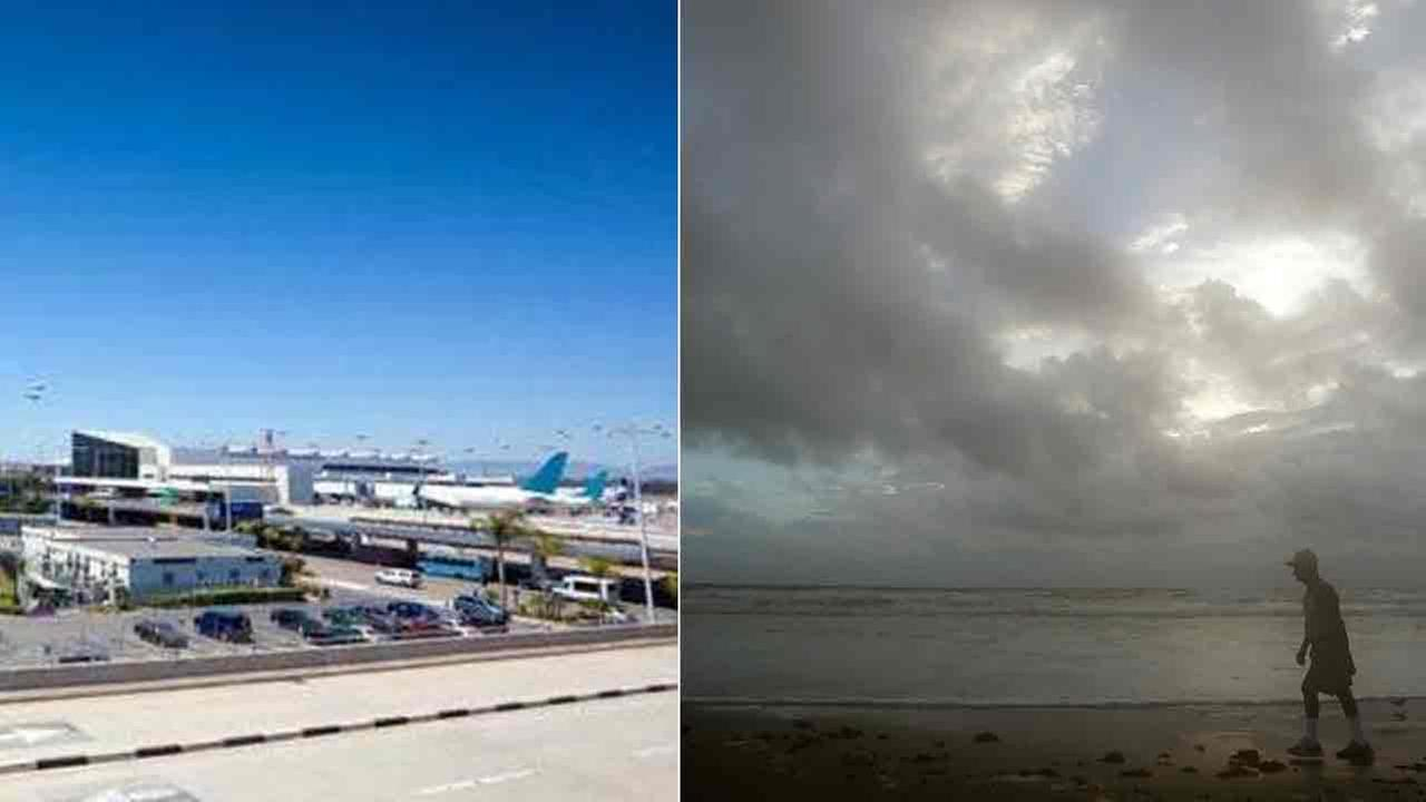 Lax Flights Canceled As Hurricane Matthew Roaches East Coast