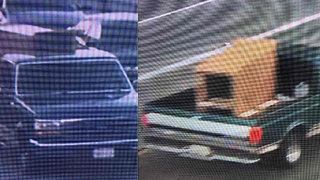 A two-tone green and tan, mid-1990s Ford F-150 regular cab pickup truck, believed to be the suspect vehicle in a Moreno Valley attempted kidnapping on Thursday, Oct. 13, 2016.