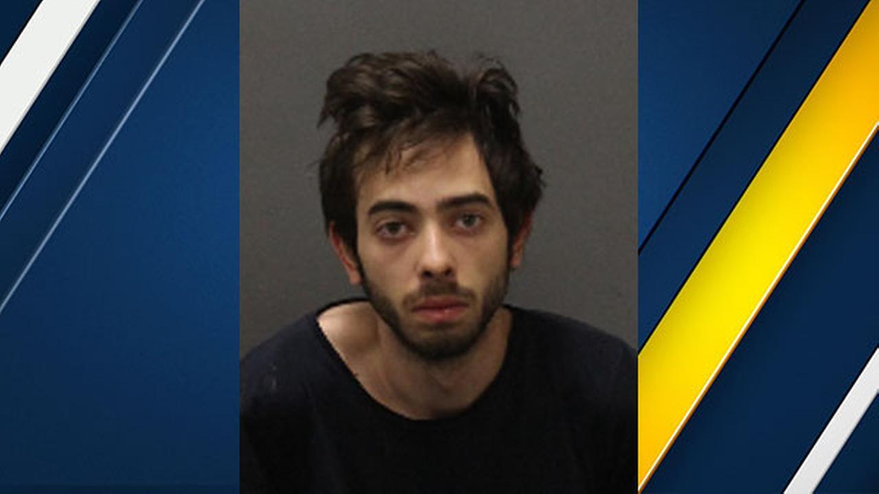 Authorities said 23-year-old Samer Alaaeldin Mahran, an Uber driver from Huntington Beach, raped an unconscious teenager in Laguna Beach on Saturday, Nov. 5, 2016.