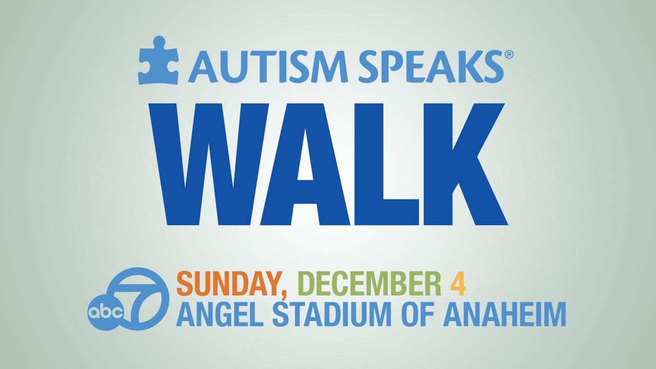 Autism Speaks Walk Orange County