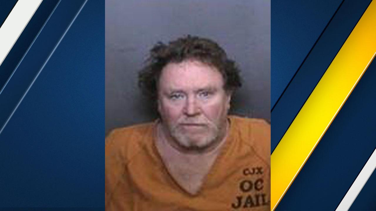 Steven Richard Gilbert, 59, of Laguna Niguel, is shown in a mugshot.