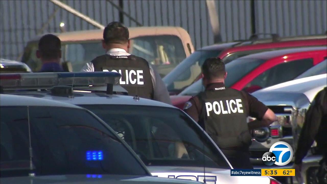 A year ago this week, first responders charged into a mass-shooting scene in San Bernardino, determined to help victims and stop the attackers.
