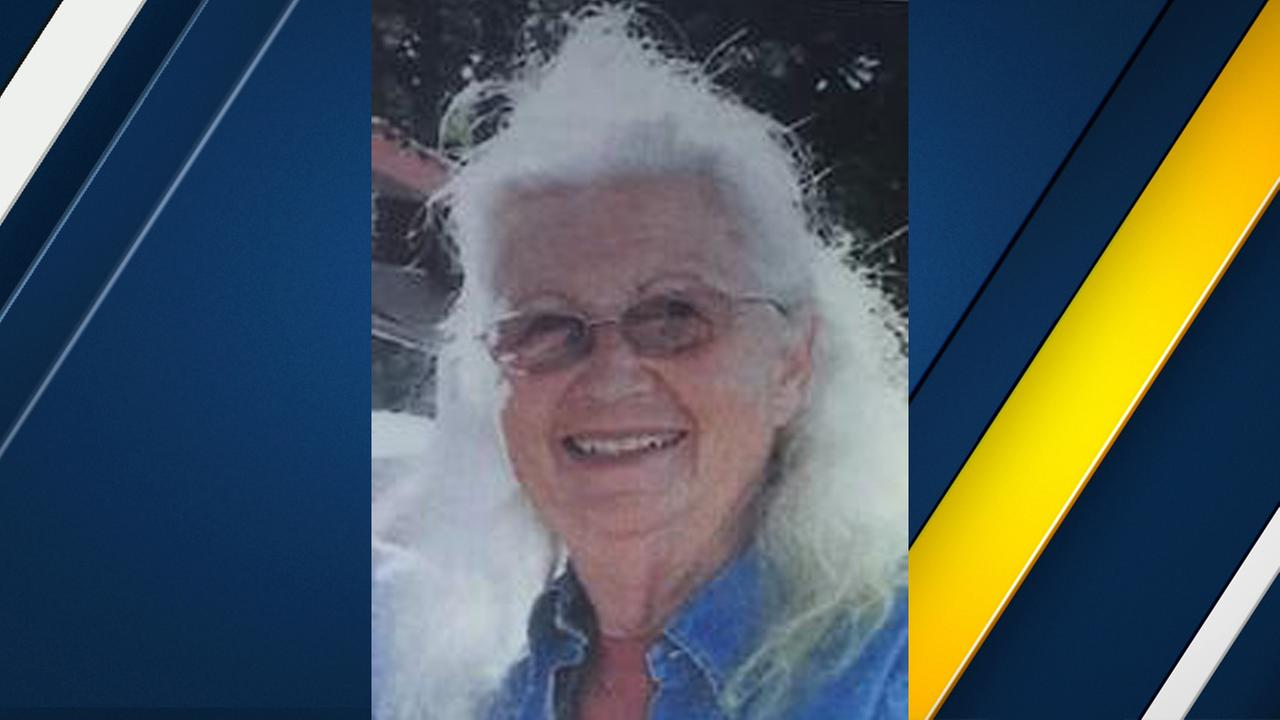 Judy Wurtz, 76, is seen in a photo released by authorities after her disappearance on Sunday, Nov. 27, 2016.