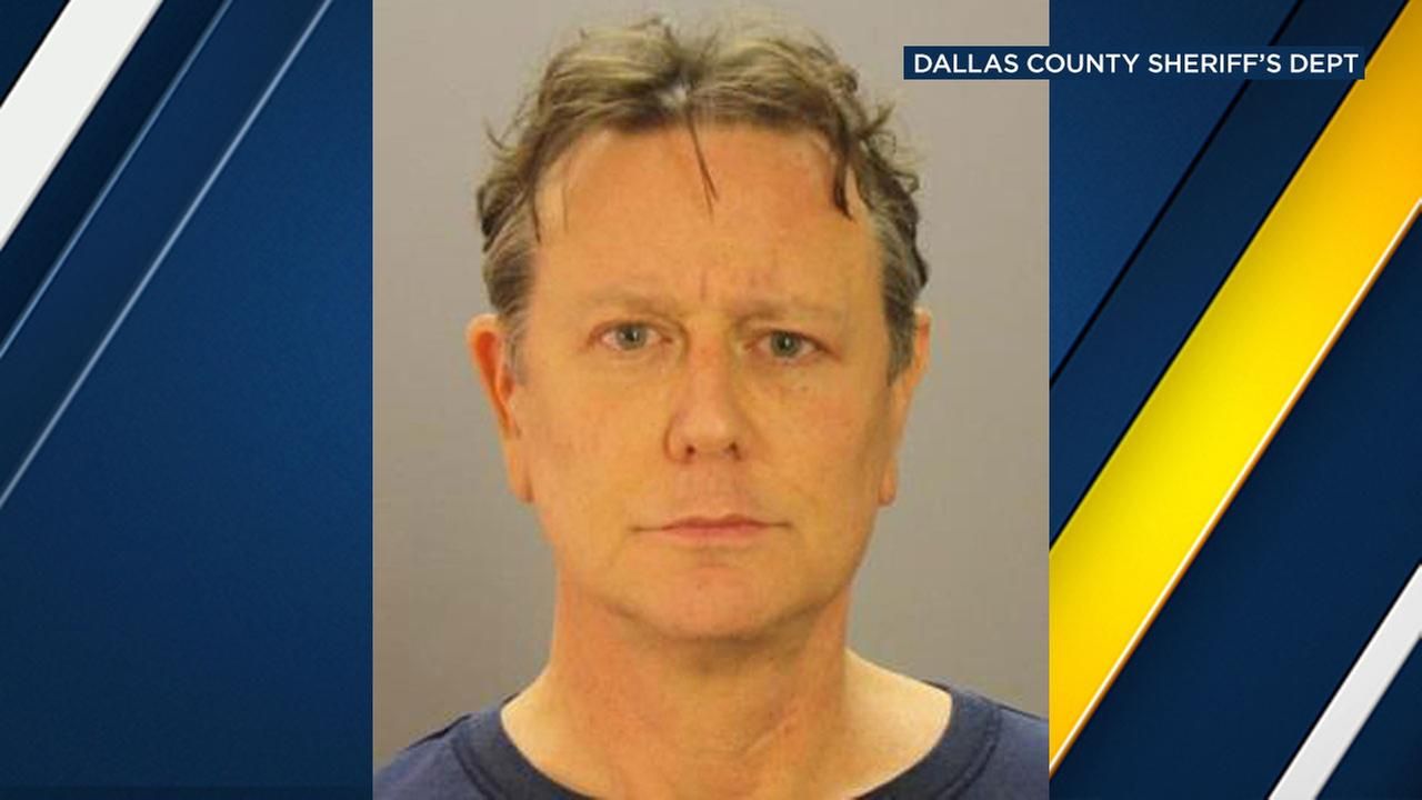 Actor Judge Reinhold was arrested after a confrontation with security agents at Dallas Love Field on Thursday, Dec. 8, 2016.
