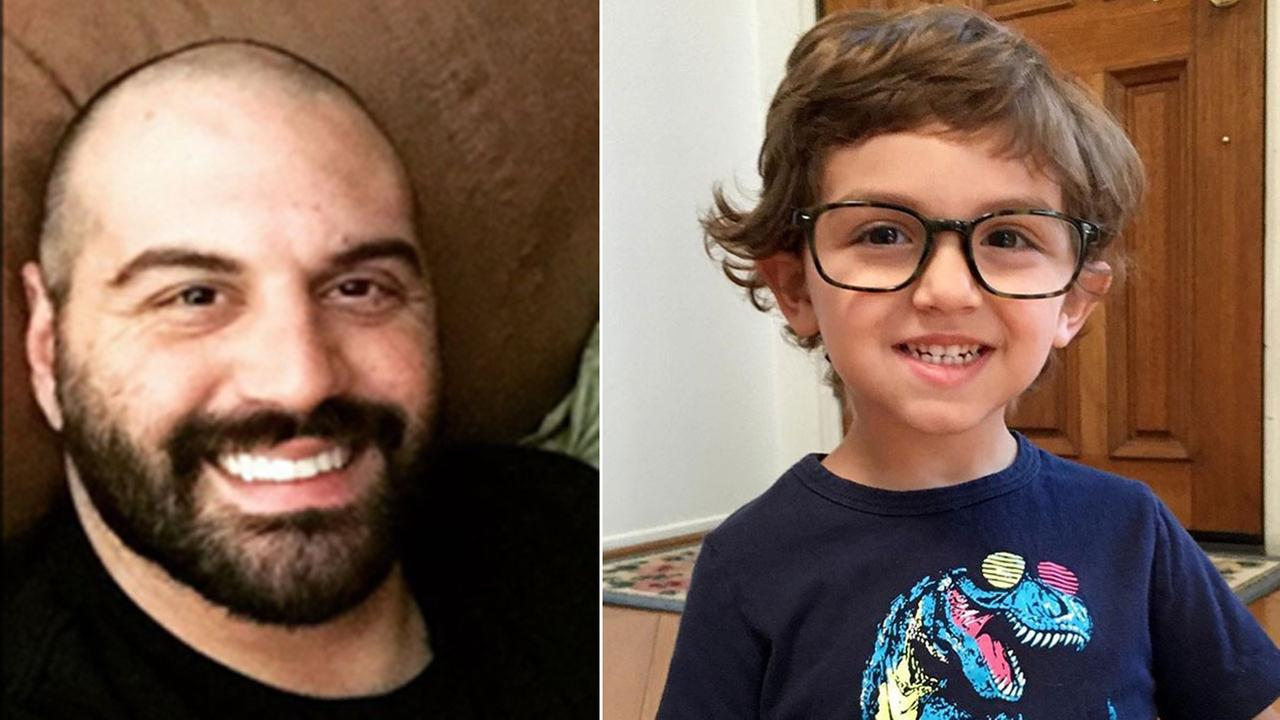 Simi Valley police located Anthony Tony Giarraputo, 31, and his son Jaden Giarraputo, 4 shortly after an Amber Alert was issued.