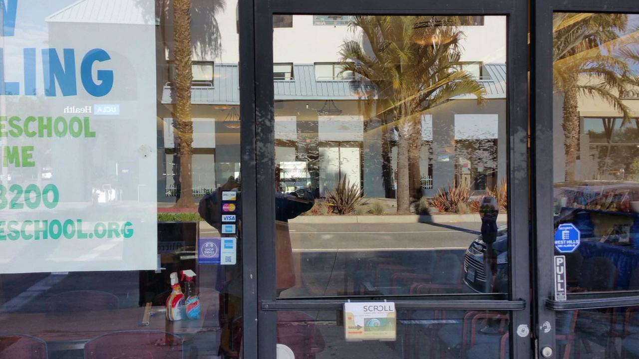 A Chabad center in Santa Monica was found vandalized with feces during the second day of Hanukkah on Sunday.