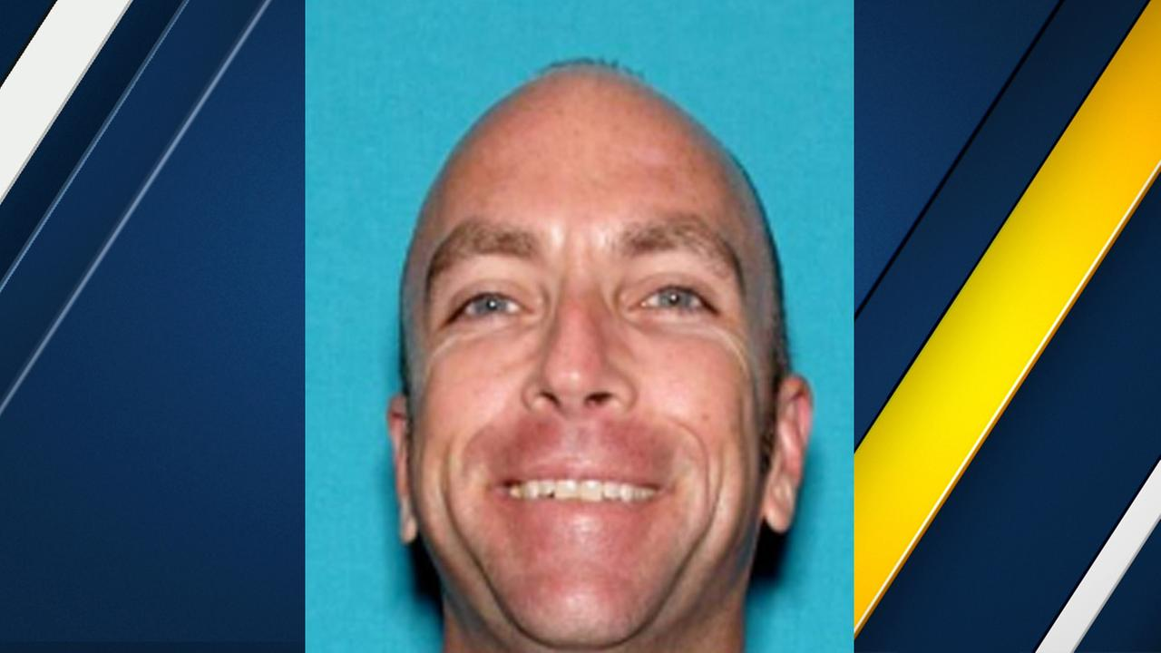 Joel Horton, 37, is seen in a photo released by the Fountain Valley Police Department.