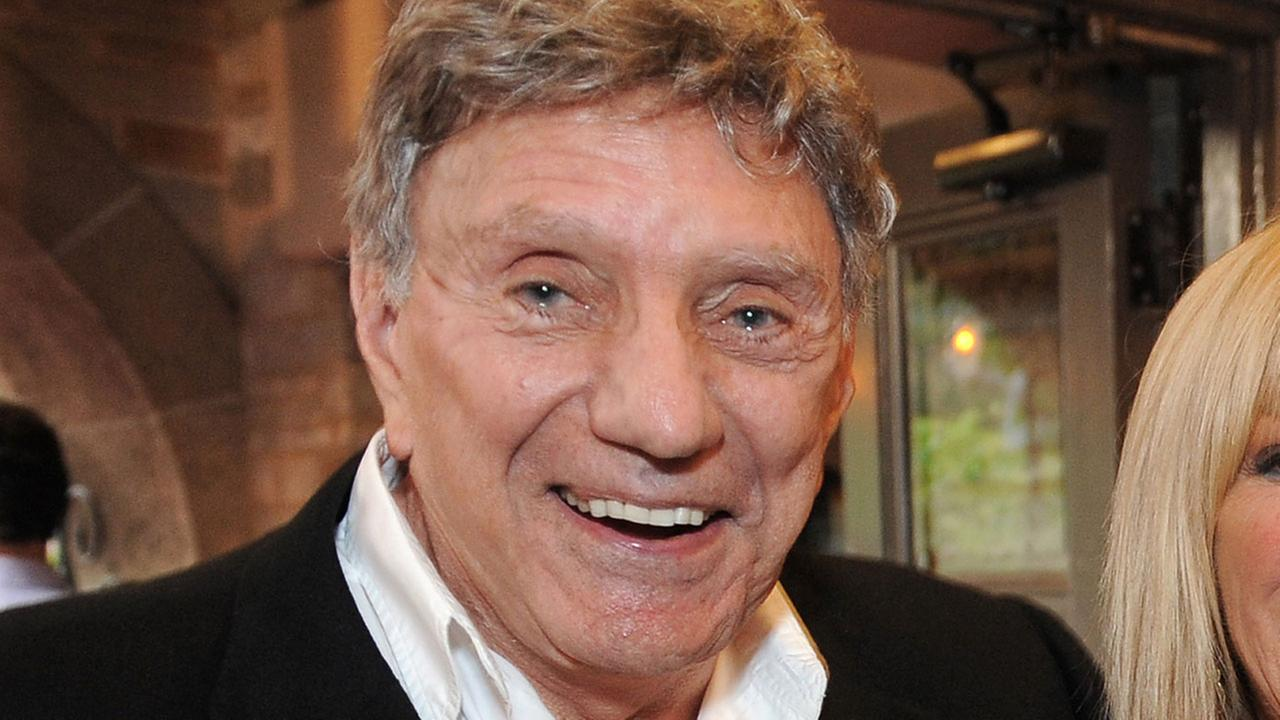 Author William Peter Blatty attends the world premiere opening of The Exorcist at the Geffen Playhouse on Wednesday July 11, 2012 in Westwood, Calif.