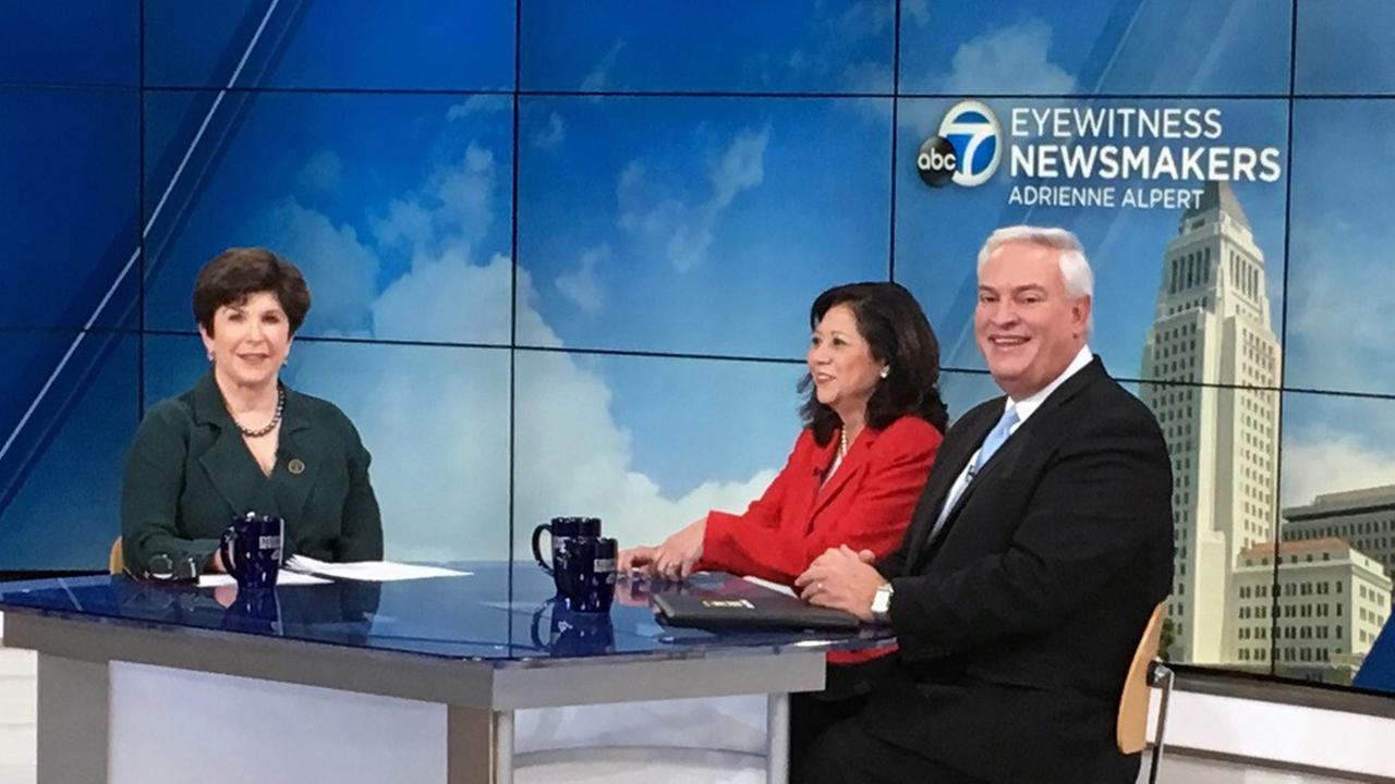 Two very different views of President Trumps inaugural speech are on this weeks edition of Eyewitness Newsmakers.