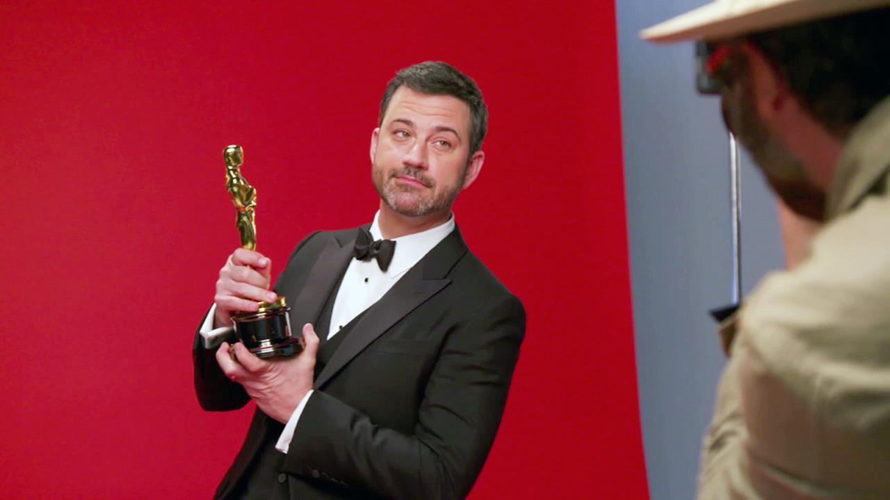 Jimmy Kimmel will host the 89th Oscars on Sunday, Feb. 26, 2017.