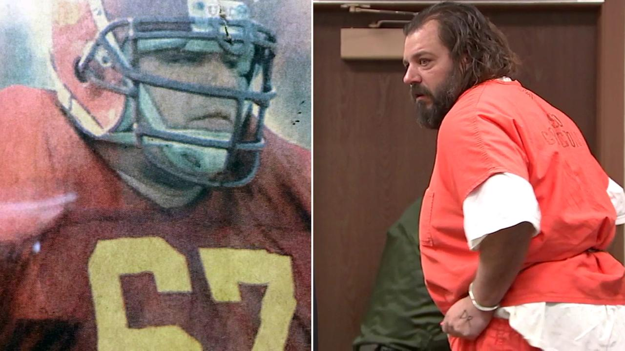 Chris Brymer went from USC star to being homeless. He was later arrested and jailed.