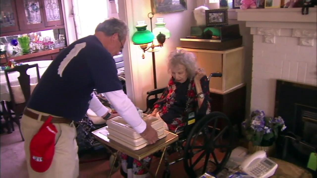 Meals on Wheels is preparing for the worst as President Donald Trumps proposed budget calls for big cuts to the service that helps seniors, veterans and the disabled.