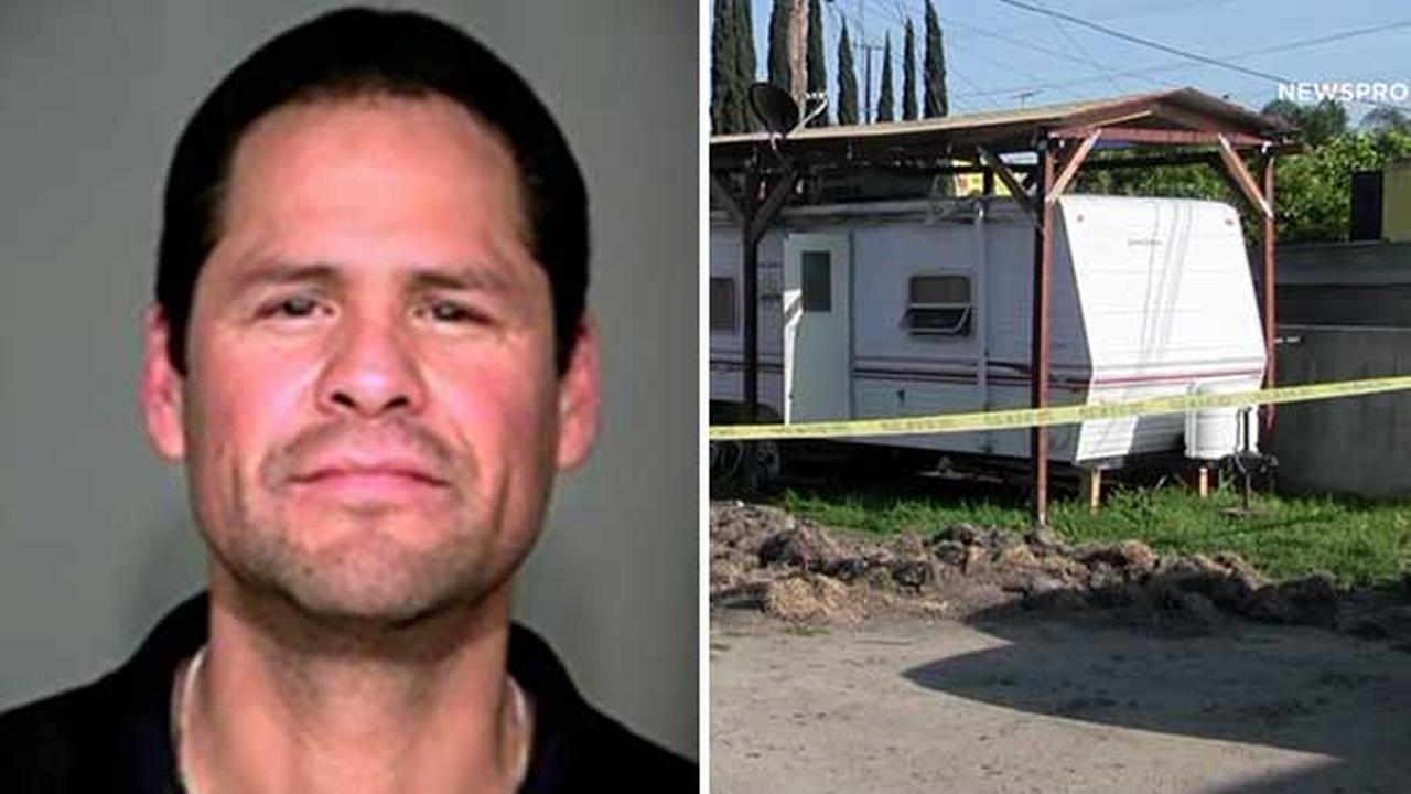 Julio Serrano, 42, was arrested on Sunday, March 26, 2017, in the fatal stabbing of 45-year-old Martha Garcia in the 1200 block of N. Perris Street in San Bernardino, police said.