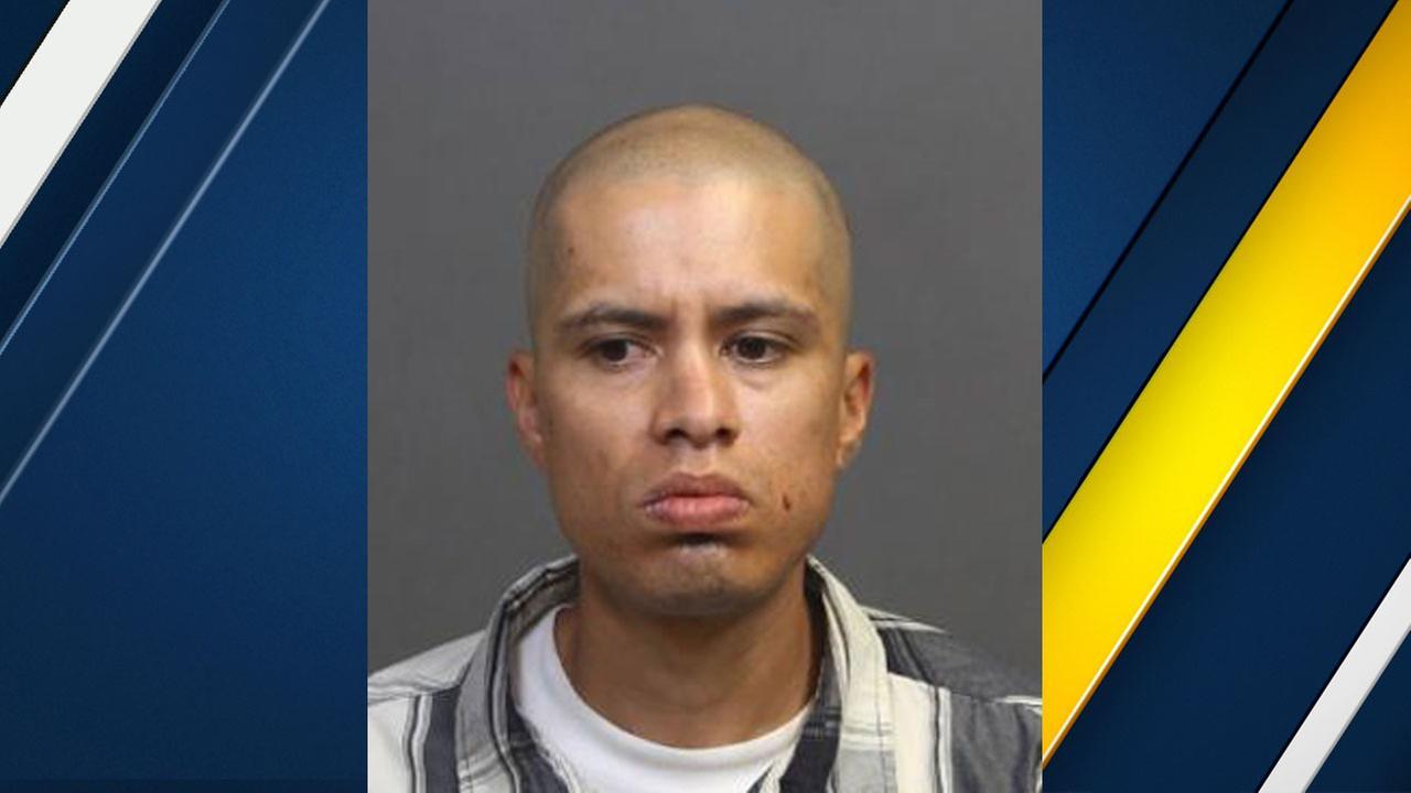 Jose Oscar Medina, 34, is shown in a mugshot.
