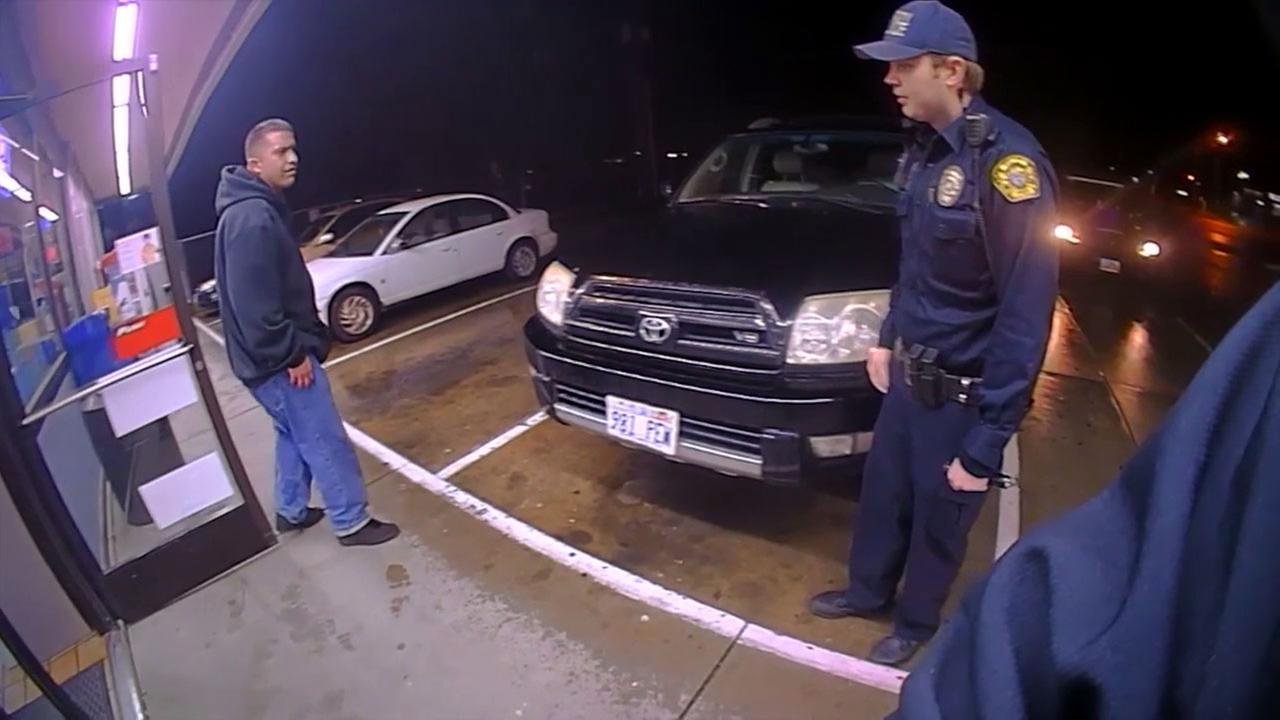 New body camera video of a deadly police shooting in Roy, Utah, was released Friday, March 31, 2017.