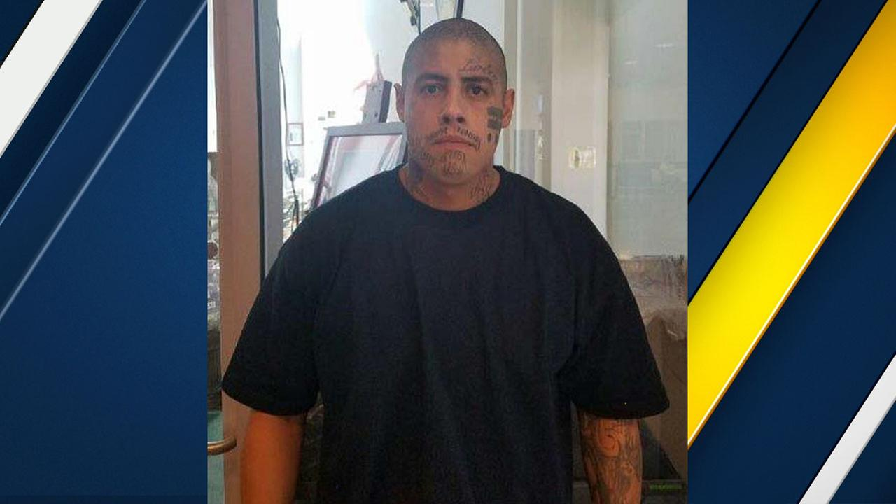 Frankie Sylvester Campos, 27, is shown in an undated photo.