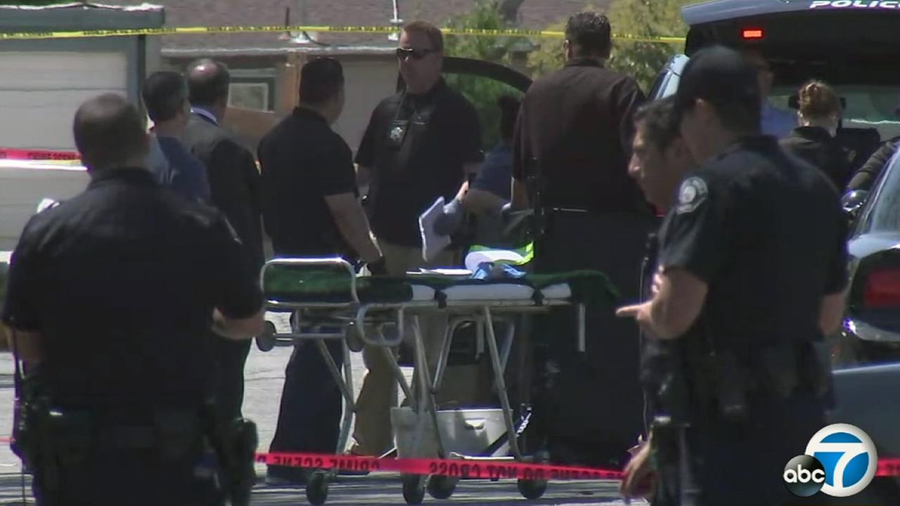 Authorities said 36-year-old Jose Rendon was shot and killed by officers with the Santa Paula Police Department after charging at them with a knife on April 9, 2017.