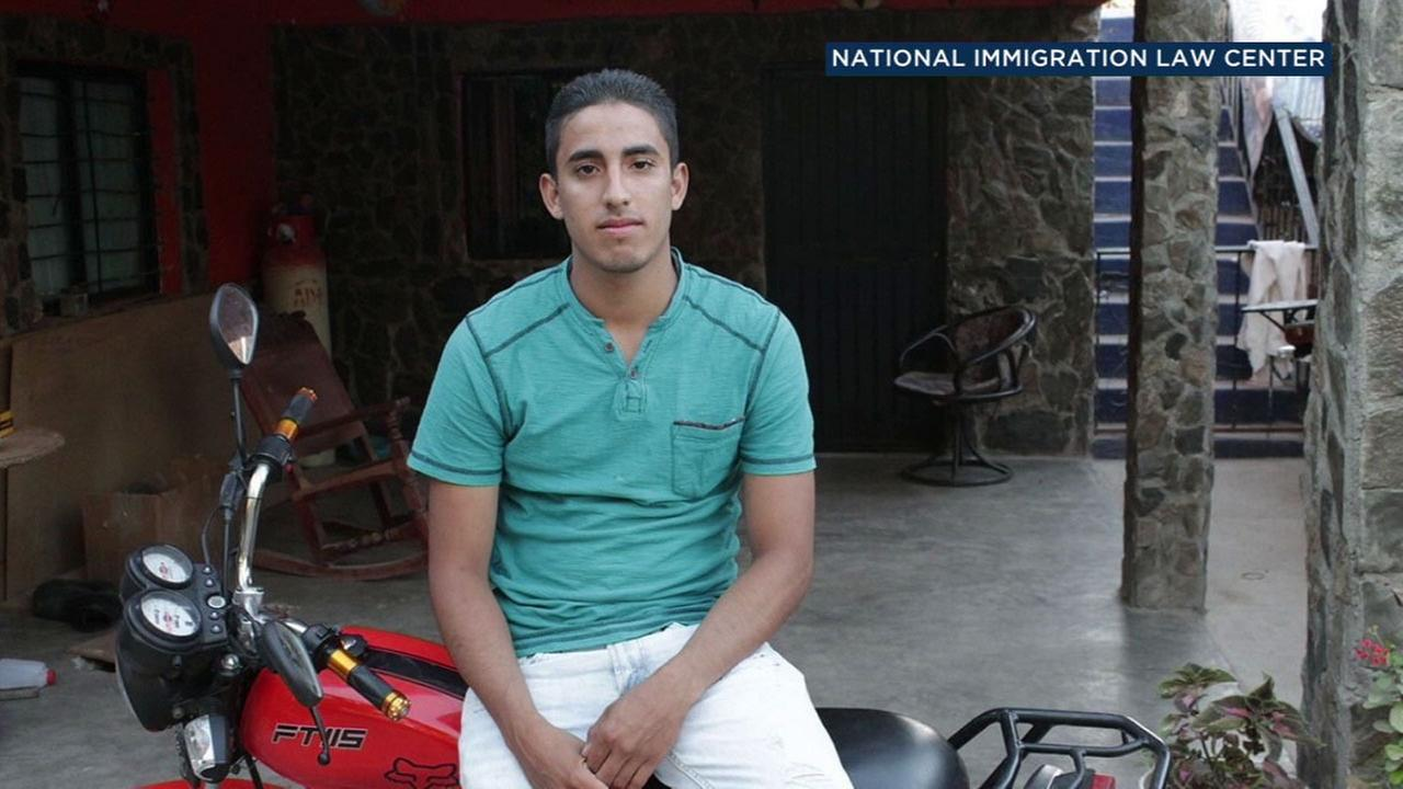 Juan Manuel Montes is suing the government over his deportation to Mexico.