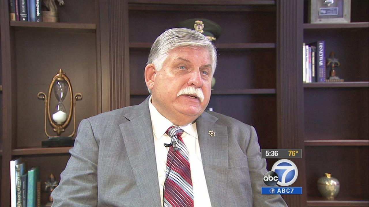 Interim L.A. County Sheriff John Scott says now is not the time to create a civilian oversight commission that would oversee the sheriffs department.