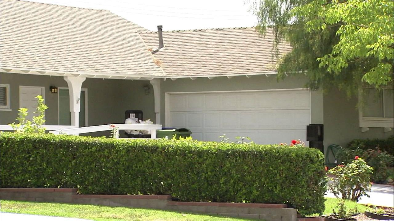 An 18-year-old resident of this group home for the mentally ill in Granada Hills was arrested for allegedly fatally stabbing another woman living there, police said.