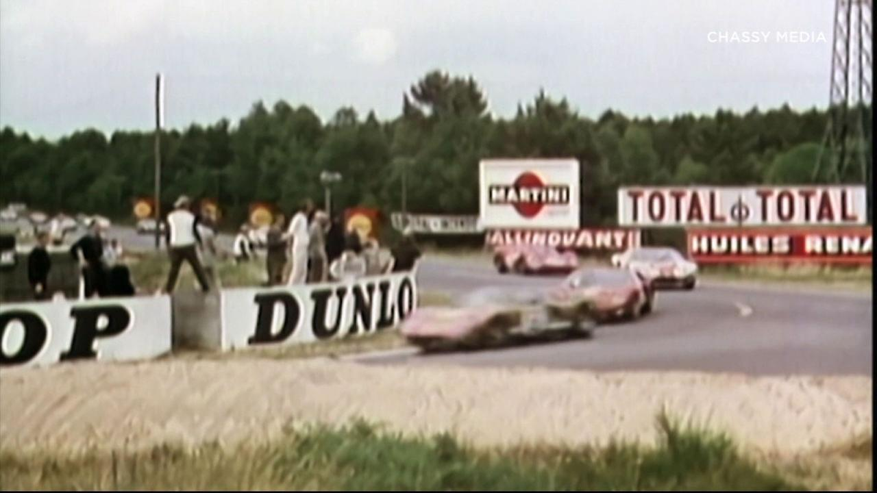 A new film chronicles the historic battle between Ford and Ferrari at the 1966 Le Mans race.