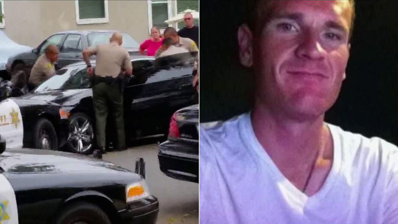 John Berry was shot and killed in an encounter with Los Angeles County sheriffs deputies on July 6, 2015.
