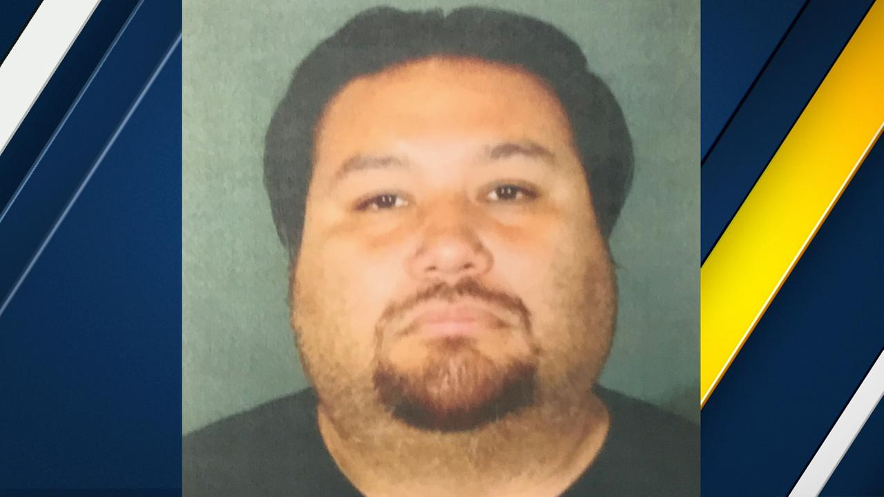 Hugo Paniagua, a parent chaperone at Patrick Henry Middle School who was arrested on Monday, June 5, 2017, for inappropriate communications with students.