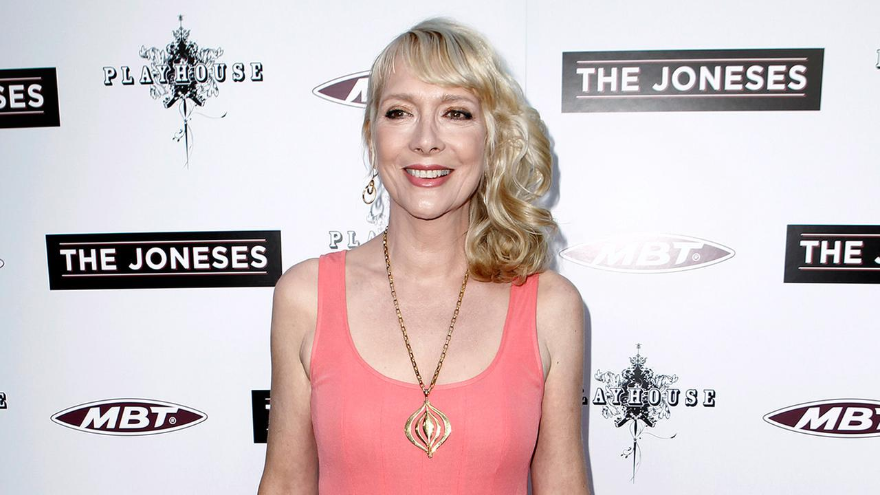 Cast member Glenne Headly arrives at the premiere of The Joneses in Los Angeles on Thursday, April 8, 2010.