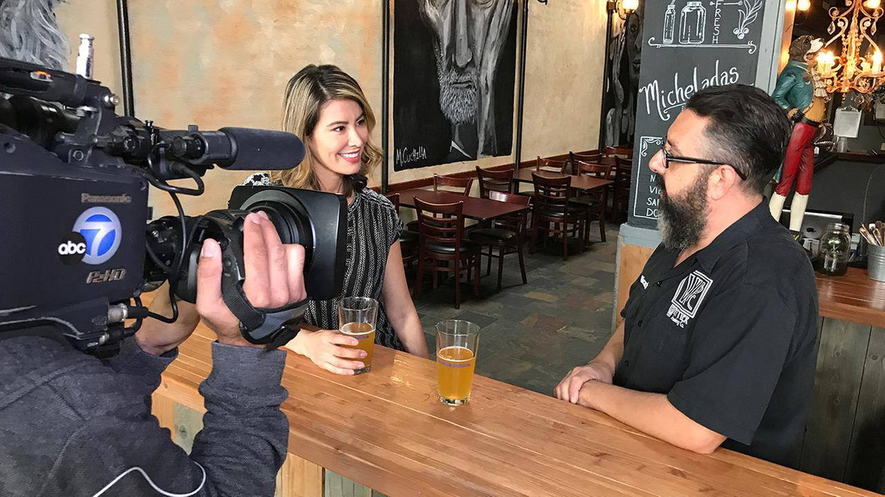 Theres a craft beer revolution brewing in Los Angeles and Latinos are a big part of the movement.