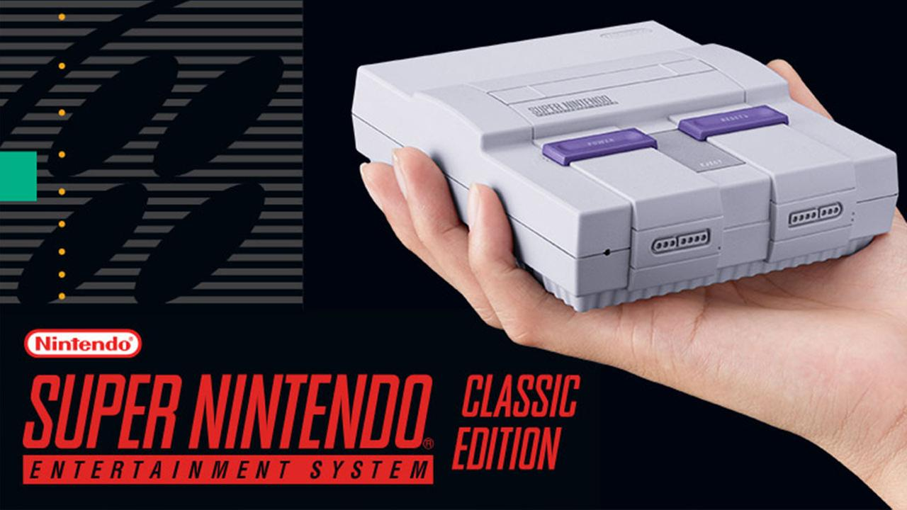 The new, smaller console will come pre-loaded with 21 classic games with the capacity to be plugged in to any high-definition TV using an included HDMI cable, according to Nintendo.