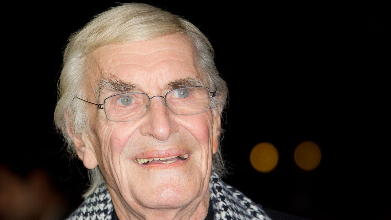 Martin Landau arrives at a screening for Tim Burtons Frankenweenie in London on Oct. 10, 2012.