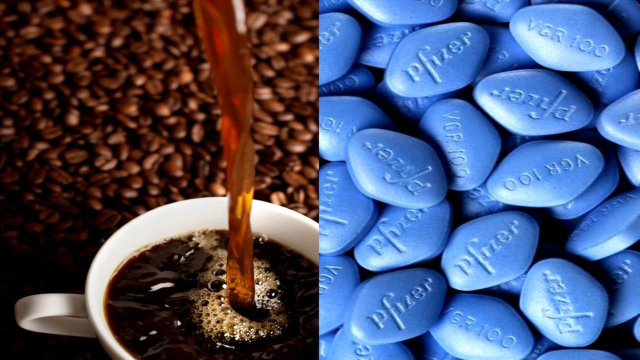 A coffee which has a similar ingredient found in Viagra is being recalled.