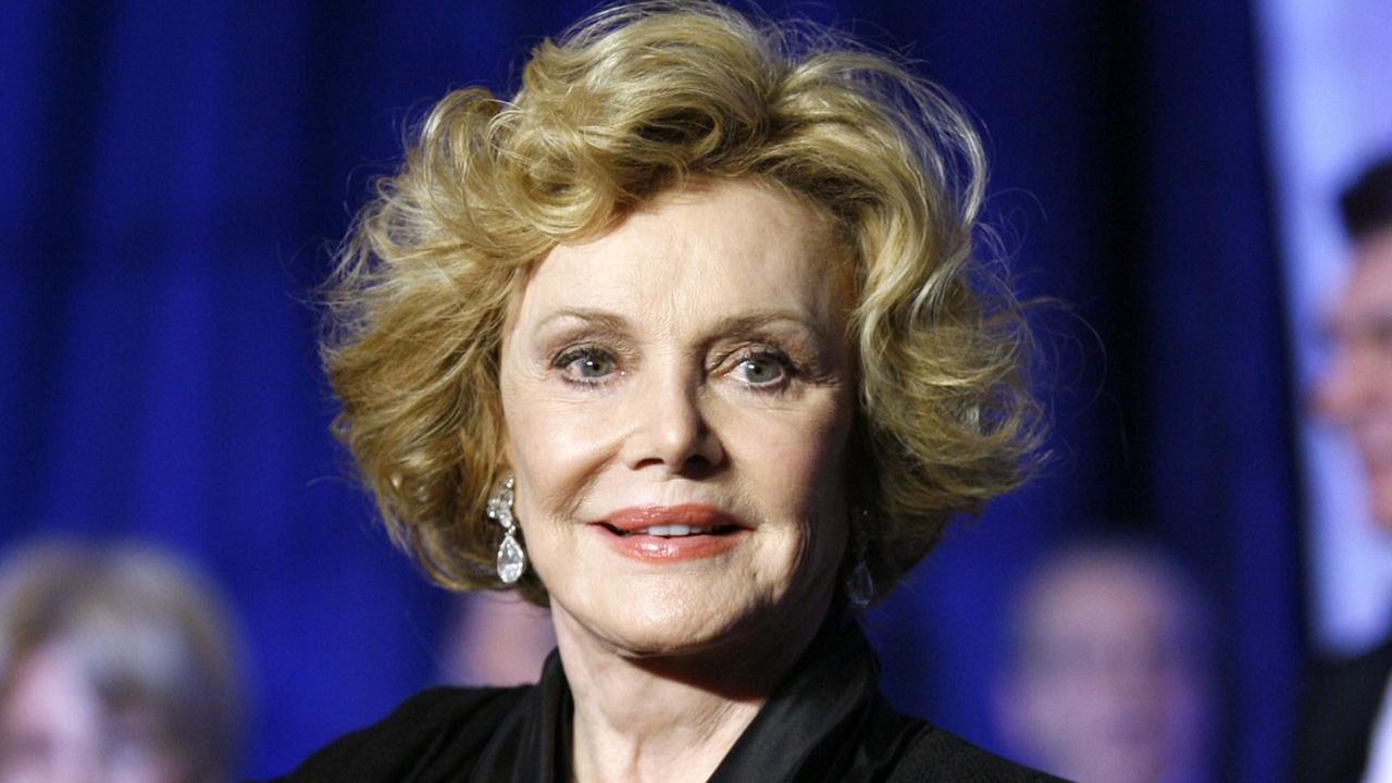 Barbara Sinatra at the National Italian American Foundations 33rd Anniversary Awards Gala in Washington, Saturday, Oct. 18, 2008.