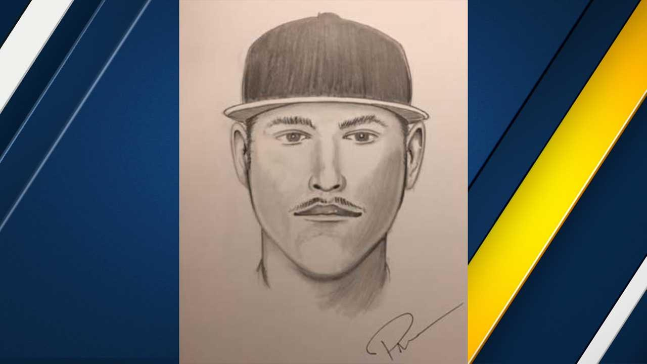Santa Ana police released this composite sketch of a suspect wanted for breaking into a home and attempting to sexually assault a woman on Sunday, July 30, 2017.