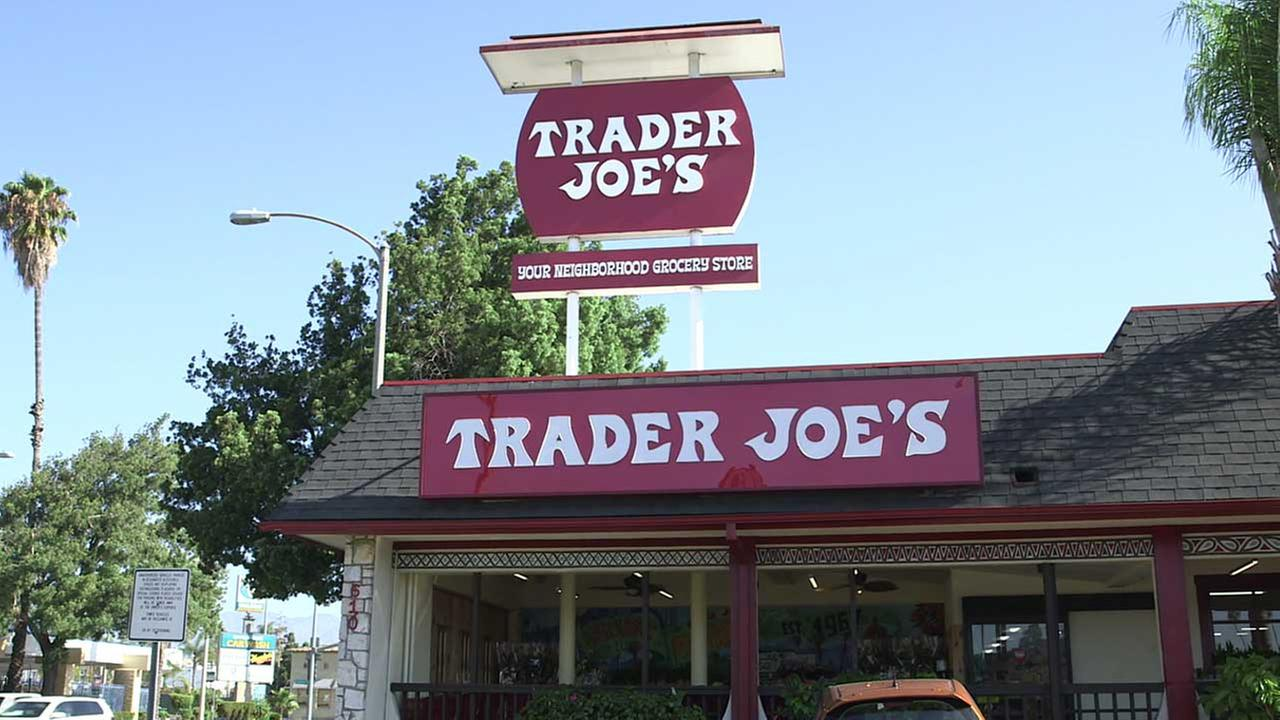 A Trader Joes location is shown in this file photo.