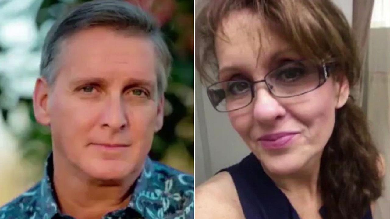 Joseph Hetzel, a 52-year-old of Lompoc, is believed to have kidnapped his ex-girlfriend, Virginia Paris,55, also of Lompoc.