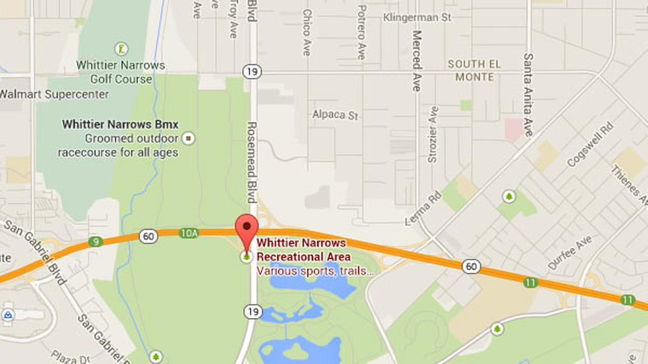 Whittier Narrows Recreational Area, 750 Santa Anita Ave., South El Monte
