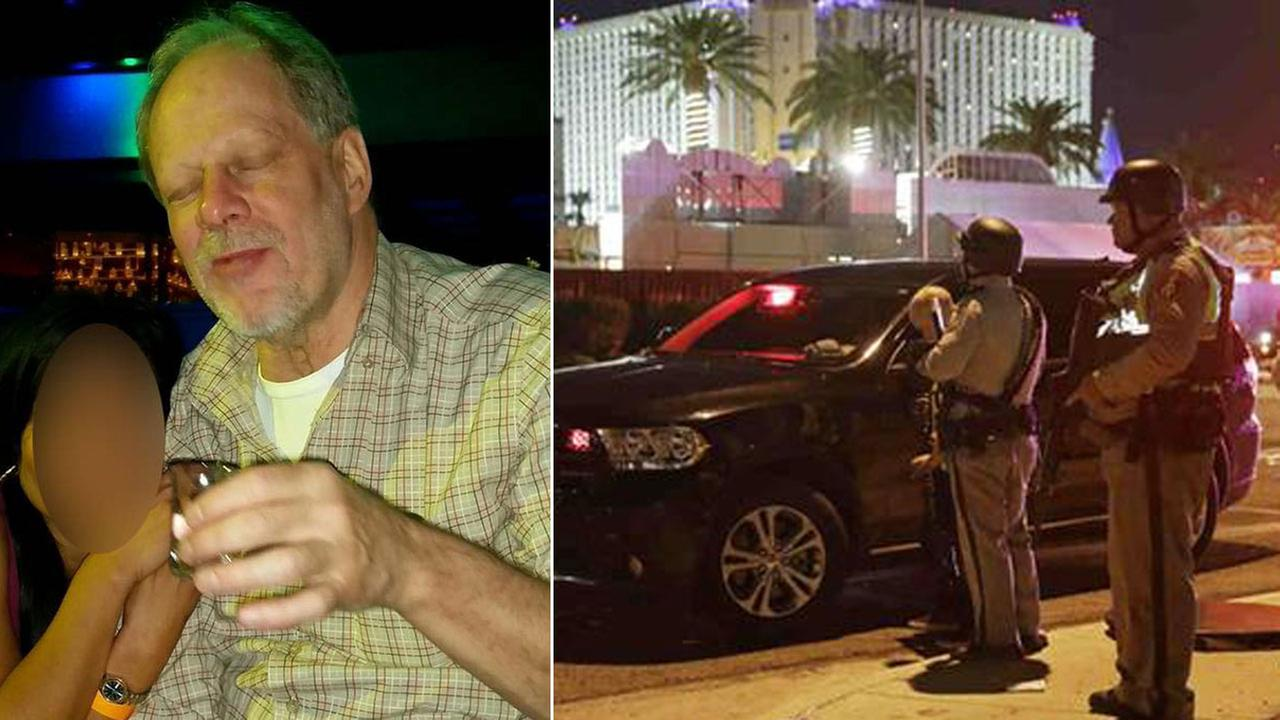 An undated photo of 64-year-old Stephen Paddock, the suspected gunman in a mass shooting at a country music festival at the Mandalay Bay hotel in Las Vegas.